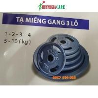 TẠ GANG 3 LỖ