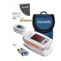 MÁY ĐO SPO2 MICROLIFE OXY 200